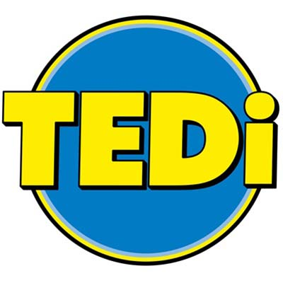 Logo von Tedi
